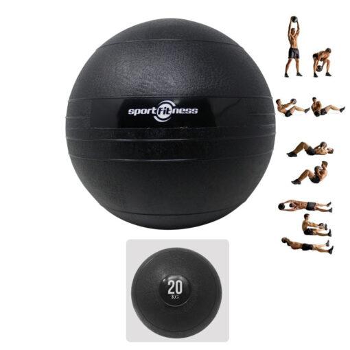 Productos Deportivos disponibles en Medellín como el Balón SportFitness para tus entrenamientos