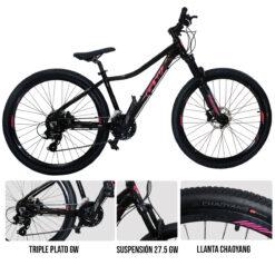 Una bicicleta Deimos GW es una Opción para Entrenamiento Deportivo en Medellin