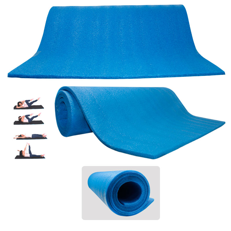 Una Colchoneta de Yoga es un Producto de la Tienda Deportes Regol en Medellín.
