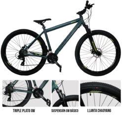 Encuentra una Bicicleta Jackal GW entre los Accesorios Deportivos de la Tienda Deportes Regol