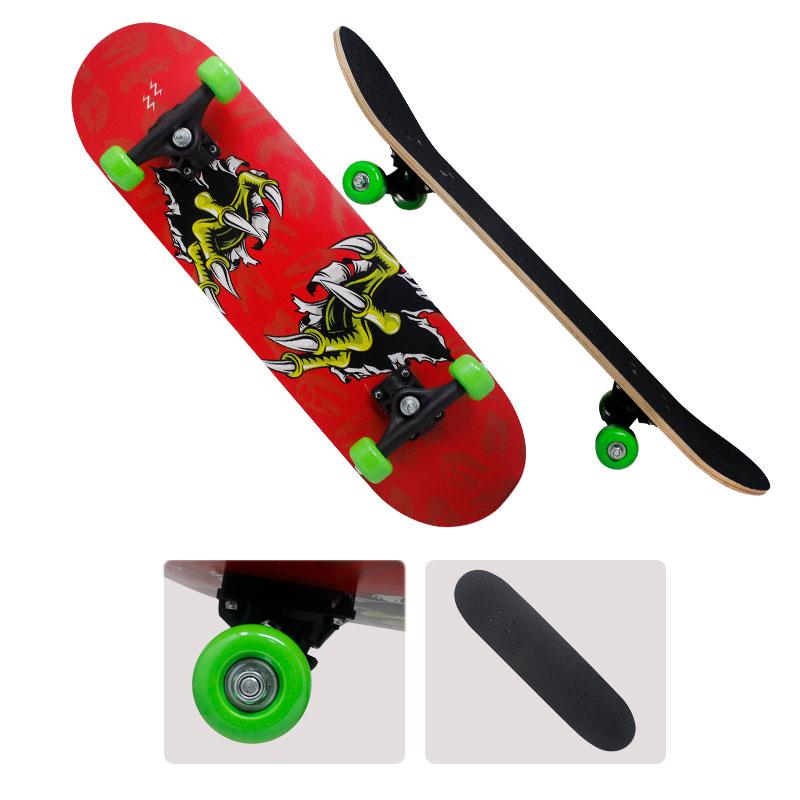 Tabla de skate zoom es un implemento deportivo para deportes en medellin
