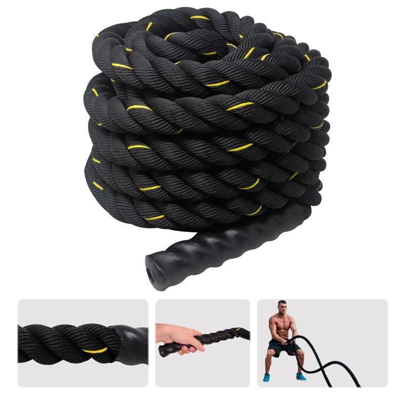 Uno de los Productos Deportivos de la Tienda Deportes Regol es la Cuerda Batida para Fitness