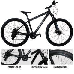 Bicicelta Deportiva Producto Deportivo para Entrenamiento en Medellin Deportes Regol