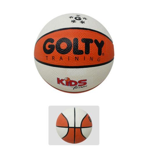Balón de baloncesto Golty n3 es un Implemento Deportivo