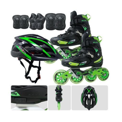 un regalo ideal para tus hijos es el kit de patinaje disponible en deportes regol