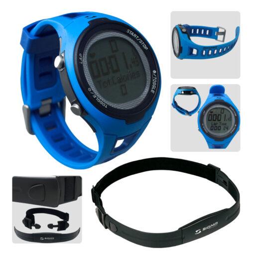 Adquiere en deportes Regol el pulsómetro sigma, un producto deportivo