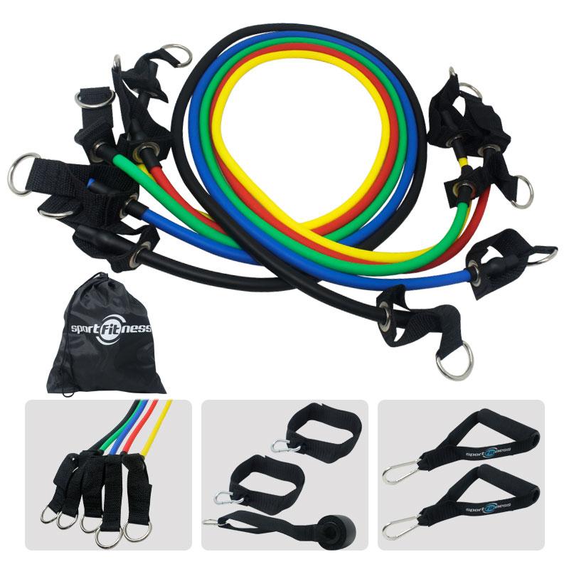 Kit de Teratubos para entrenamientos deportivos en medellin