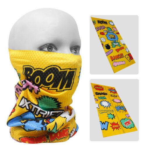 Los Accesorios para el Deportes están en Deportes Regol; Protector Facial para Entrenamientos.
