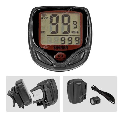 Un producto de deportes regol es el ciclo computador para monitoreo del deporte
