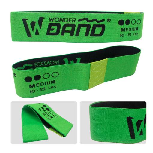 Uno de los accesorios de Deportes Regol es la Banda Elástica Wonder