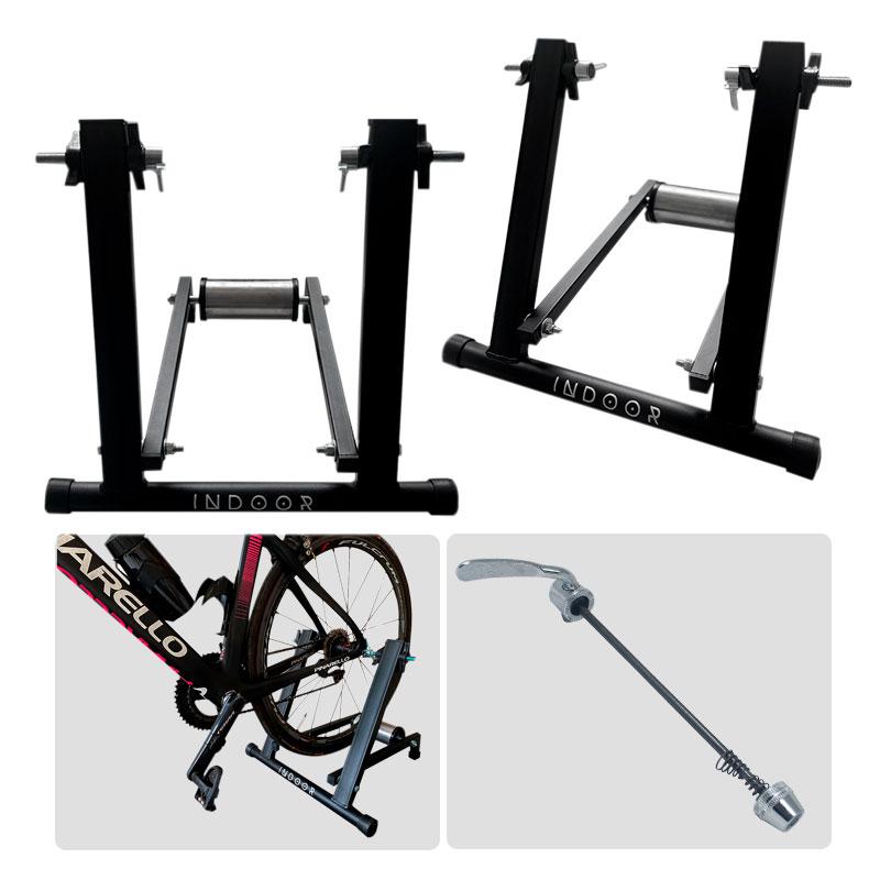 Deporte en Casa es una opción esta temporada, en Deportes Regol encuentras Rodillo Bicicleta