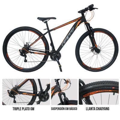 Bicicleta Todoterreno Producto Deportivo Medellin Deportes Regol