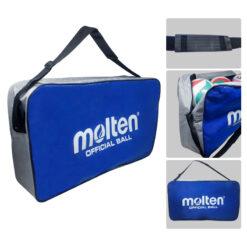 Los Productos Deportivos de Deportes Regol incluye un Maletín Molten.
