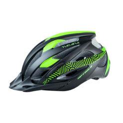 Tienda Deportes Regol cuenta con los Implementos Deportivos para tus entrenamientos, Ciclismo. Casco Tucana verde