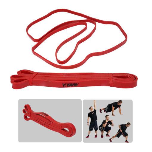 El implementos para Emtrenamiento Deportivo disponible en Deportes Regol es la Banda Poder Wonder Rojo
