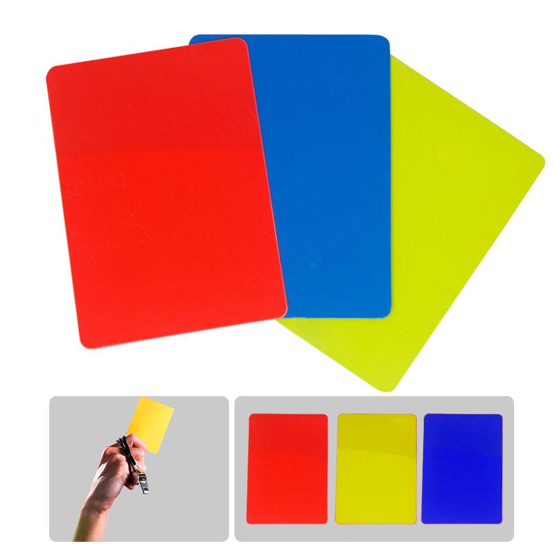 Deportes Regol, Productos Deportivos, Deporte en Casa; tarjetas de arbitraje para futbol