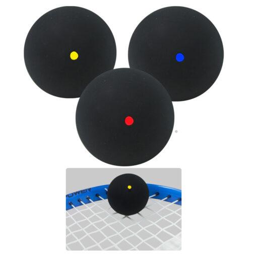 Compra Pelotas para Squash igual que otros Implementos Deportivos disponibles en la Tienda Deportes Regol