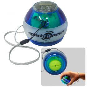 En Deportes Regol encuentras un Force Ball Giroscopio, para Ejercicios en Casa
