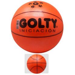 practica el deporte del baloncesto con los balones de baloncesto golty de iniciación