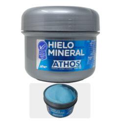 Hielo mineral athos es un gel deportivo refrescante para después de la actividad física y el deporte. Somos deportes Regol.